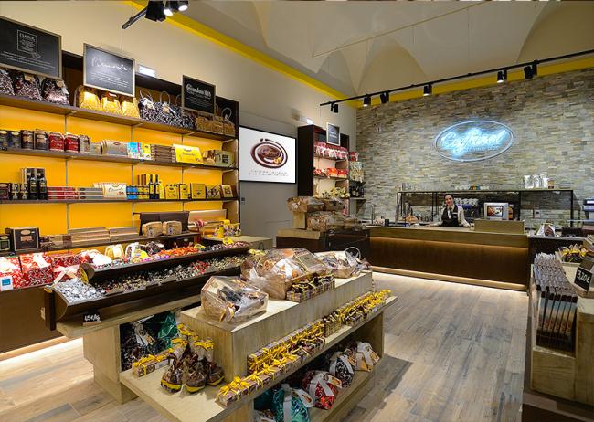 Digital Signage e Radio In Store per un brand che rappresenta la storia del cioccolato in Italia