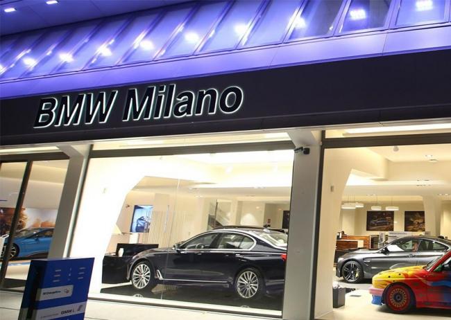 Al via la Radio In Store di BMW Milano, dove i motori incontrano l'innovazione!