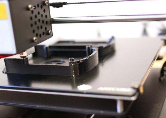 """Per raggiungere l'obiettivo è stato necessario costituire una """"micro-factory"""" interna basata su processi di stampa 3D"""