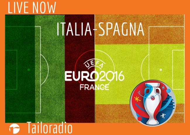 Le emozioni di Italia-Spagna in diretta… In Store!