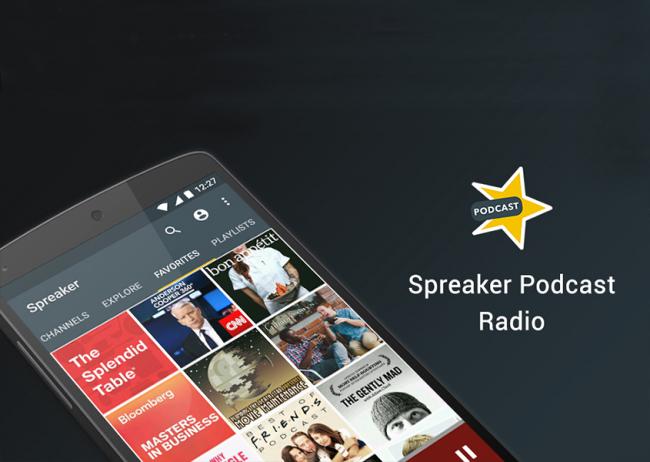 Spreaker e BlogTalkRadio insieme per una nuova piattaforma di Podcast globale!