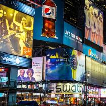 L'era del Digital Signage, tra diffusione e programmazione di contenuti visual.