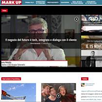 Online su MarkUp la video-intervista a Massimo Petrella