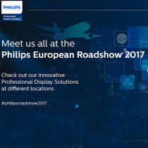 Tailoradio ospite al Philips European Roadshow!