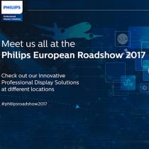 Tailoradio ospite al Philips European Roadshow!